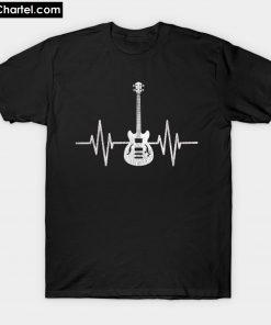 Vintage Bass Guitar T-Shirt PU27