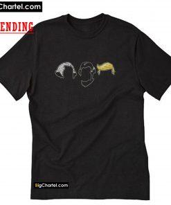 3 Presidents Of The USA - Trump Lincoln Washington T-Shirt PU27