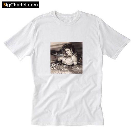 80s Madonna T Shirt PU27