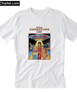Alien Abduction Club T-Shirt PU27