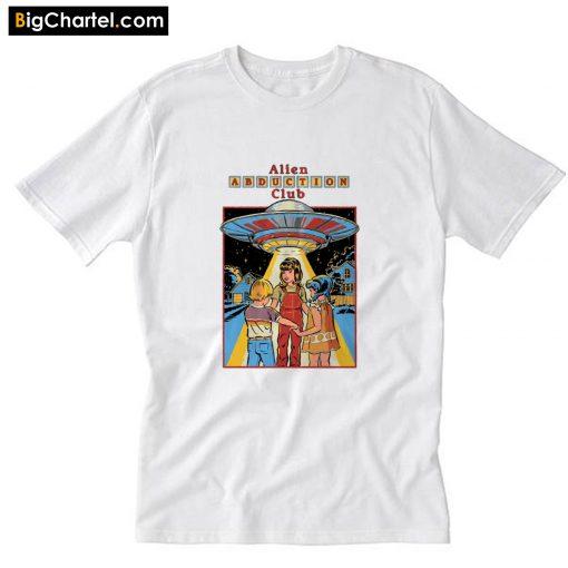 Alien Abduction Club T-Shirt PU27