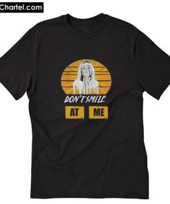 Billie Eilish Don't Smile At Me T-Shirt PU27