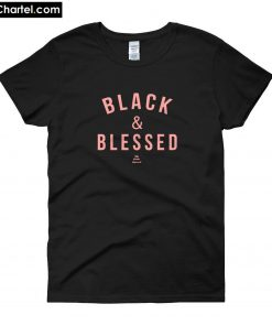 Black and Blessed T-Shirt PU27