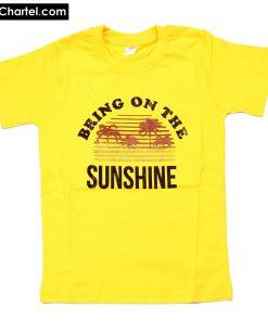 Bring On The Sunshine T-Shirt PU27