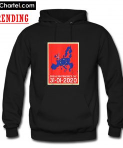 British Independence Day Brexit Day Hoodie PU27