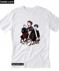 Bts rapline T-Shirt PU27