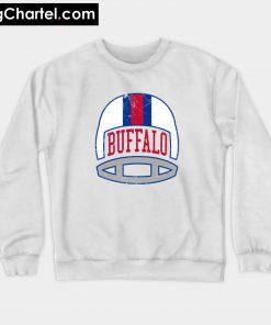 Buffalo Retro Helmet Sweatshirt PU27