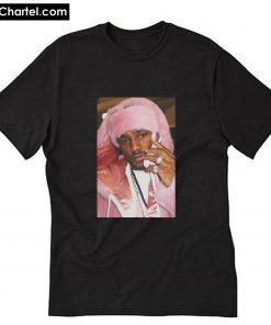 Cam'ron Pink Fur mood T-Shirt PU27