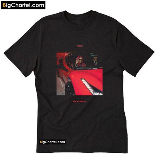Nicki Minaj – Yikes T-Shirt PU27