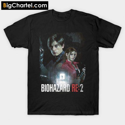 Re 2 Poster T-Shirt PU27