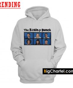 The Brainy Bunch – The Good Place Hoodie PU27
