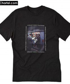 Vintage Painting Printed T-Shirt PU27