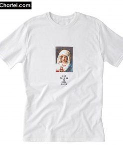 Virgin Mary T-Shirt PU27