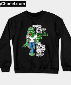 Zombie Cardio Sweatshirt PU27