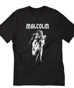 AC-DC MALCOLM YOUNG T-Shirt PU27