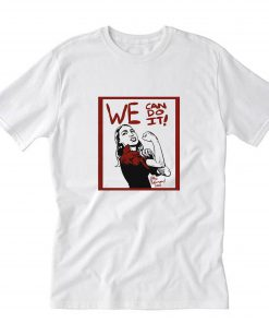 AOC we can do it T-Shirt PU27