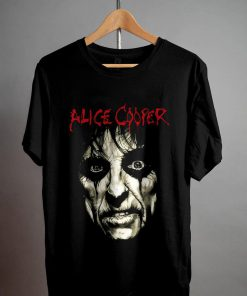 Alice Cooper Face T-Shirt PU27