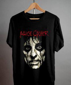 Alice Cooper Face T-Shirt PU27