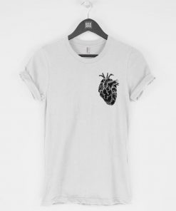 Anatomical Heart T-Shirt PU27