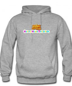 Animal Crossing Happy Home Hoodie PU27