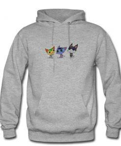 Animal Crossing Hoodie PU27