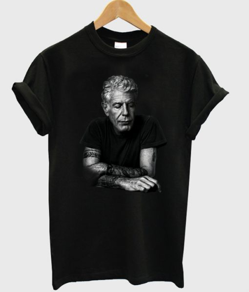 Anthony Bourdain T-Shirt PU27