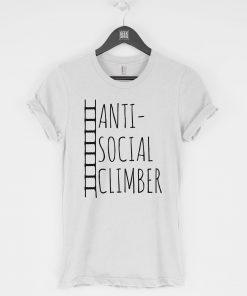 Anti-Social Climber T-Shirt PU27