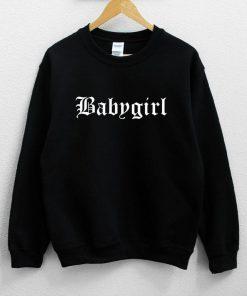 Babygirl Sweatshirt PU27