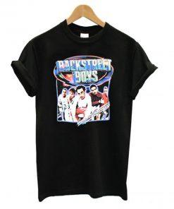 Backstreet Boys Larger Than Life Black T shirt PU27