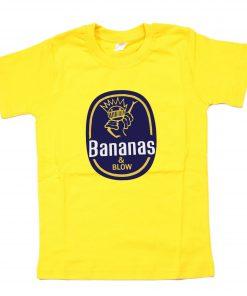 Bananas and Blow Boognish T Shirt PU27