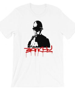 Banksy Rude Cooper T-Shirt PU27