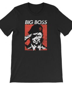 Big Boss T-Shirt PU27