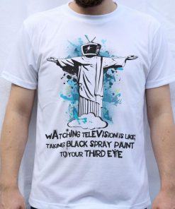 Bill Hicks TV T-Shirt PU27