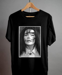 Bjork New T-Shirt PU27