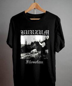Burzum Filosofem T-Shirt PU27