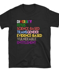 CDC Word Ban T-Shirt PU27