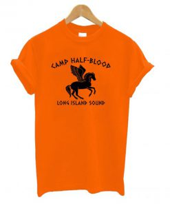 Camp Half Blood T shirt PU27