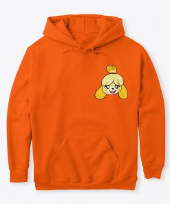 Cute Isabelle Animal Crossing Hoodie PU27