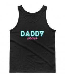 DADDY Issues Tank top PU27