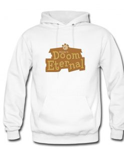 Doom Eternal Animal Crossing Hoodie PU27
