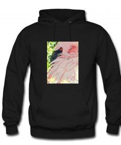 Flamingo Hoodie PU27