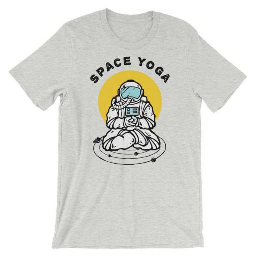 Space Yoga T-Shirt PU27