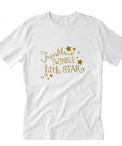 Twinkle Twinkle Little Star T-Shirt PU27