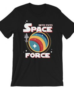 USA Space Force T-Shirt PU27