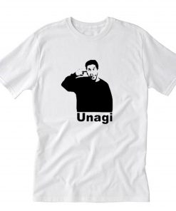Unagi Friends T Shirt PU27