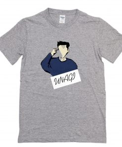Unagi from Friends TV T-Shirt PU27