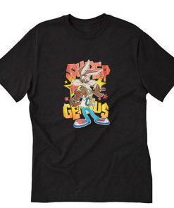 Wile E Coyote Super Genius T-Shirt PU27