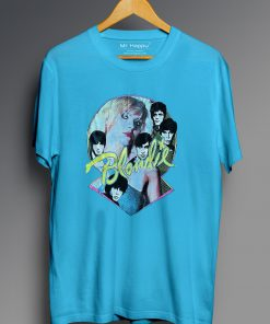 1980 Unworn BLONDIE T-Shirt PU27