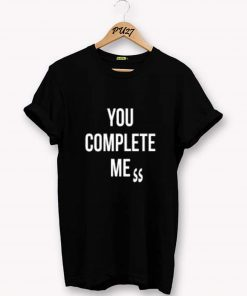 5 Seconds Of Summer You Complete Me T-Shirt PU27