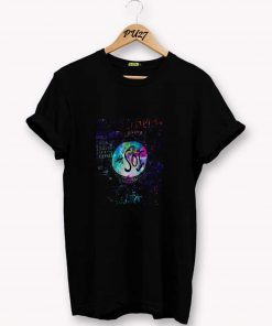 5 Seconds of Summer SOS galaxy black T-Shirt PU27